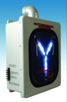 Flux Capacitor Prop Replica