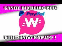 #Wowapp 1 - Tutorial Substitua seu Whatsapp e Skype e ganhe no #Paypal!...https://www.wowapp.com/w/leandrothomebraganca/join