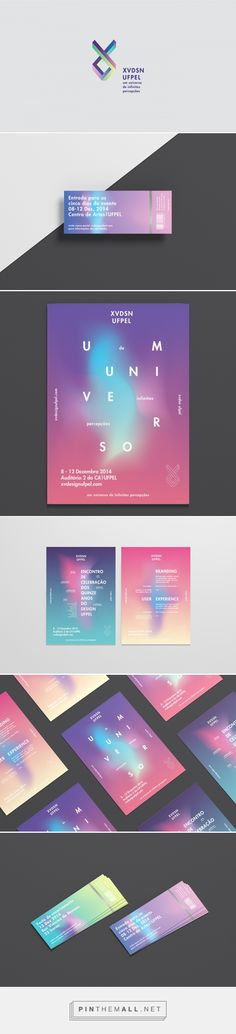 XVDSN UFPEL Design Event Branding by Vinicius Andrade | Fivestar Branding Agency – Design and Branding Agency & Curated Inspiration Gallery