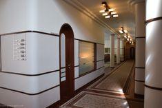 Afbeeldingsresultaat voor art deco voorkamer aanbouw villa paula