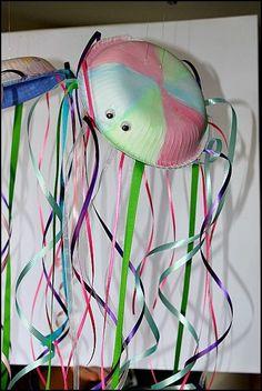 Jellyfish Craft for Kids