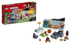 Lego Juniors Incredibles 2 The Great Home Escape 178 Pieces Kids Building Kit Lego Juniors, Building For Kids, Kids Toys, The Incredibles, Kit, Ebay, Childhood Toys, Children Toys, Baby Toys