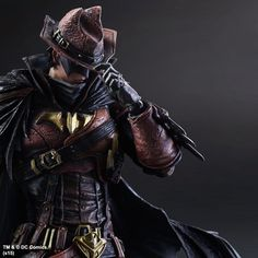 Amazon | DC Comics VARIANT PLAY ARTS改 BATMAN™:Timeless ワイルドウエスト | ホビー 通販}