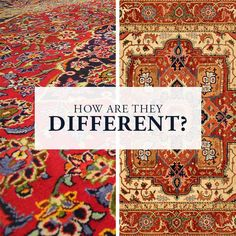 Oriental rugs were made in Asia, Iran, India, Russia, China, Turkey, Pakistan, Nepal, and Turkey. Persian rugs were only made in Iran.