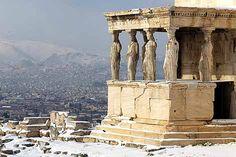 ILHAS GREGAS-Acrópole de Atenas