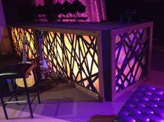 DIY shatterboxes for stage design
