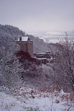 Castle Campbell, Dollar, Clackmannanshire, Scotland Copyright: James Gordon