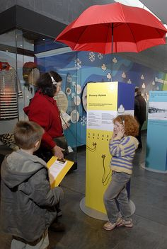 Weather interactive @ Museum of London by Museum of London, via Flickr
