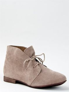 Breckelle's SANDY-61 Women Classic Lace Up Flat Desert Ankle Boot Bootie Shoe ZOOSHOO