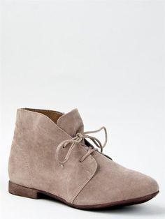 Breckelle's SANDY-61 Women Classic Lace Up Flat Desert Ankle Boot Bootie Shoe ZOOSHOO