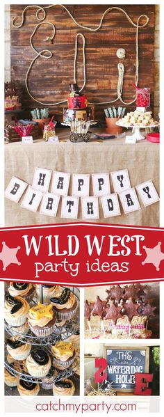 Check out this awesome Wild West birthday party! The birthday cake is fantastic! Cowboy First Birthday, 21st Birthday Cake For Girls, 18th Birthday Party Themes, Birthday Decorations For Men, Adult Birthday Cakes, Cake Birthday, Western Birthday Cakes, Birthday Bbq, Birthday Stuff