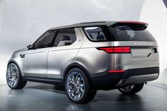 Here's your first hint of the new Land Rover Discovery Land Rover Discovery 2017, Discovery 5, Jaguar, Land Rover For Sale, Prestige Car, Large Suv, Car Prices, Luxury Suv, My Dream Car