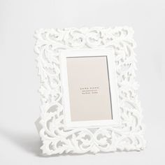 Openwork Plant Frame   Frames   Decor And Pillows | Zara Home United States
