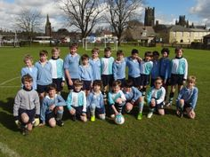 King's Ely Junior Football Team