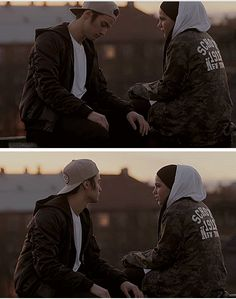 Skam season 4 Sana and Yousef Movies And Series, Movies And Tv Shows, Tv Series, Skam Isak, Sky Full Of Stars, Love My Kids, Music Tv, Best Shows Ever, Best Tv