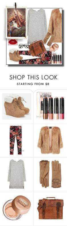 """Untitled #216"" by dollz-n-donz ❤ liked on Polyvore featuring JustFab, Smashbox, Monnalisa Chic, Pinko, pureDKNY, Burberry, Maybelline and ZeroUV"