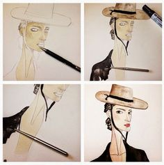 Vanessa Datorre watercolor
