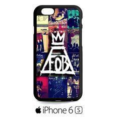 Fall Out Boy Collage iPhone 6S  Case