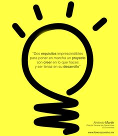 #proyectos #creer #frases