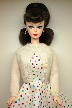 DWD Free Pattern #17  Click Here to Download  Fits Barbie and similar size 11.5 inch fashion dolls