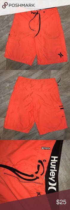 HURLEY BOARD SHORTS W34 HURLEY BOARD SHORTS W34 Hurley Shorts Athletic