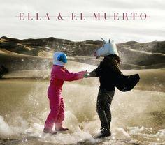 La portada del nuevo disco de Ella y El Muerto