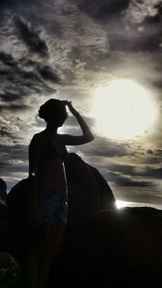 Sunset, Silhouette, Mobile Photography, Beach Silouette Photography, Mobile Photography, Night Photography, White Beach Puerto Galera, Mindoro, Sunset Silhouette, Night Life, Black And White, Travel