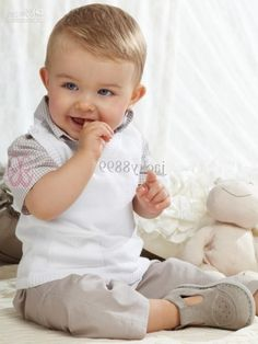 Cute Baby Boy Summer Clothes For Sale