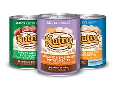 Canned Dog Food | NUTRO™