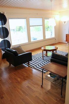 Our retro-livingroom