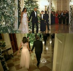 President Barack Obama and First Lady Michelle Obama at Kennedy Center Honors