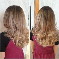 #howtogetthelook by Daniela Manucu - GETT'S Color Bar Salon Plaza România Drumul Taberei Militari Un par lung si sanatos este pus cel mai bine in valore de o combinatie de culori si tonuri, care iti permit sa obtii reflectii de lumini. #balayage #highlights #blondehair #happyclient #gettssalons #loreal Lo Real, Bar, Get The Look, Highlights, Long Hair Styles, Beauty, Long Hairstyle, Luminizer, Long Haircuts