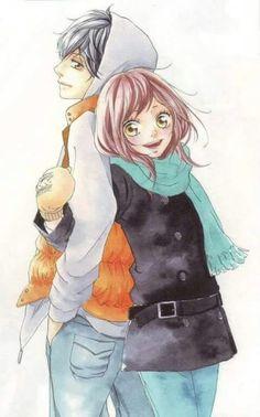 Kou & Futaba ♡