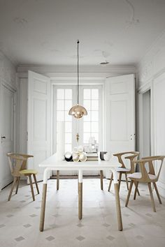 &tradition furniture and lighting