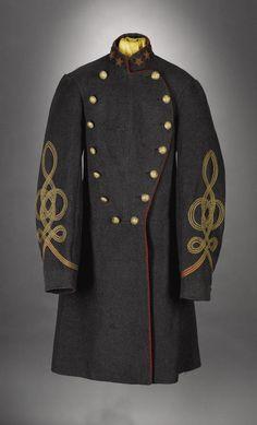Confederate Colonel John Thompson Brown's Uniform Frock Coat
