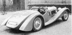 Sublimely beautiful Squire Light Sports from 1935