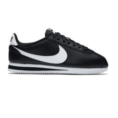 huge discount 7852f d8d74 Nike Classic Cortez Women s Leather Sneakers