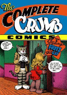 The Complete Crumb Comics 03 by #Robert_Crumb #underground_comics