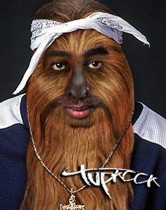 Tupacca #StarWars