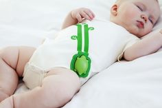 Smart Wearable Technology- Baby health monitoring