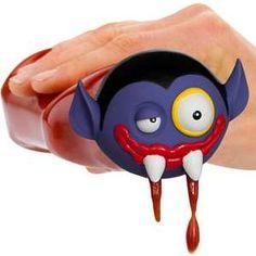 vampire ketchup dispenser.