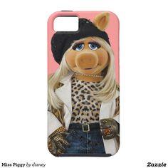 Srta. Piggy iPhone 5 Fundas. Regalos, Gifts. #carcasas #cases