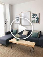 52 Dessins De Salons Pour Les Petits Espaces 47 Idee Salon Decoration Petit Salon Decoration Salon Moderne