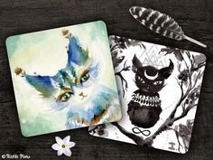 I Paint Cats As Fluffy Philosophers Sharing Their Healing Messages | Bored Panda