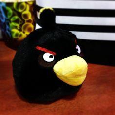 El Angry Bird de Sofía