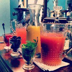 mimosa bar - emily's instagram