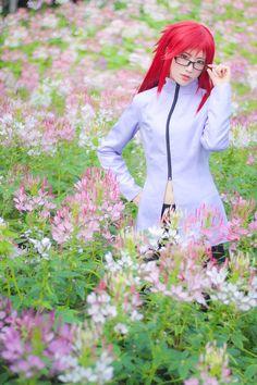 Karin Cosplay Anime, Kawaii Cosplay, Epic Cosplay, Naruto Cosplay, Cosplay Outfits, Cosplay Girls, Cosplay Costumes, Anime Naruto, Mei Naruto