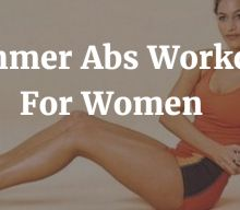 Crunches: a Great Abs Workout In Summer