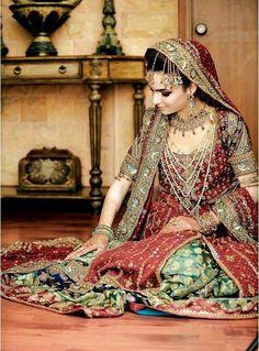 Traditional - pakistani fashion