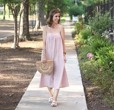 Blush Jumpsuit!
